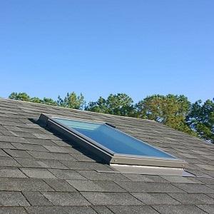 Velux skylights installation